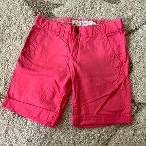 H&M Bermuda Shorts US 4 EU 34